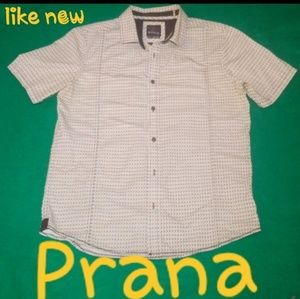 Prana Shirt Button Dawn